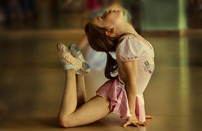 Rozciąganie – choreografia
