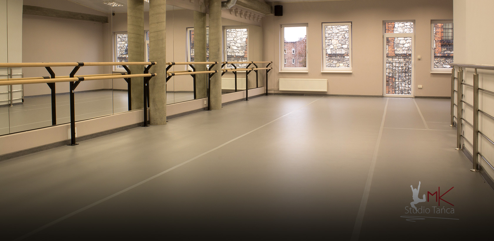 Jedna z sal baletowych